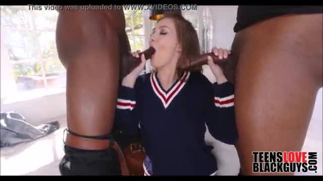Big white cocks fuck better